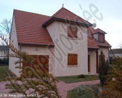G.Defert - Châlons-en-Champagne - Maisons en L ou avec tour